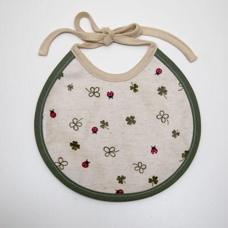 Lady bag bib