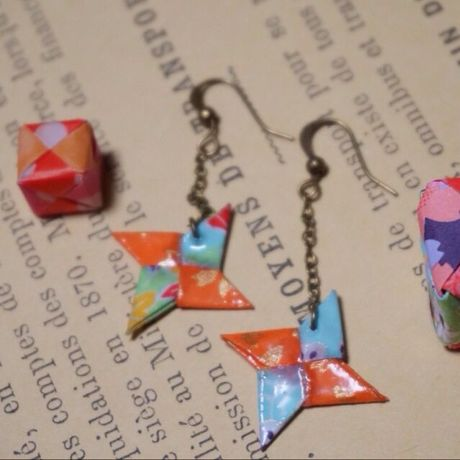 origami pierce -SHURIKEN-
