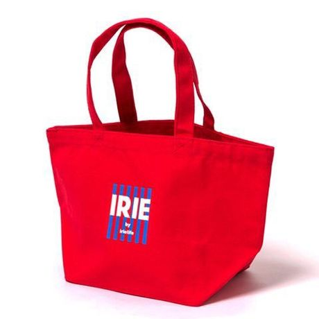 IRIE by irie life /box logo tote bag
