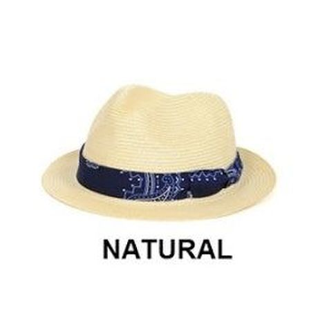 KINGSIZE /straw hat