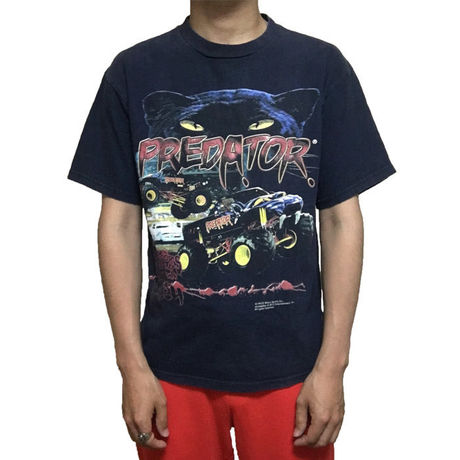 【USED】90'S MONSTER JAM T-SHIRT