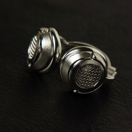 Headphone Ring - Silver