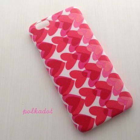 iPhone5/5S/5C/6/6Plus ケース  * HEART STRINGS