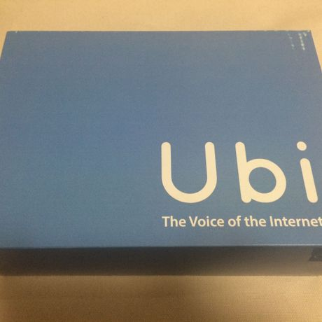Ubi - The Voice of the Internet