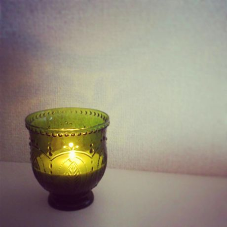 輸入glass cup candle