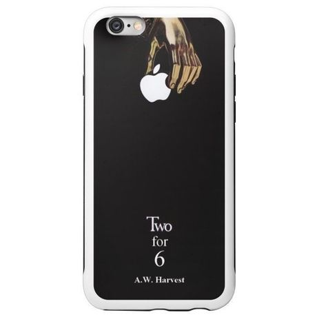 """A.W. Harvest ‎– iPhone 6/6S Case """" Two for 6 """""""