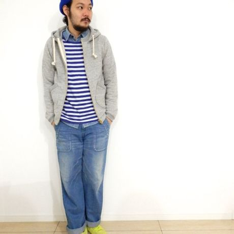 【Jackman】Sweat Parka