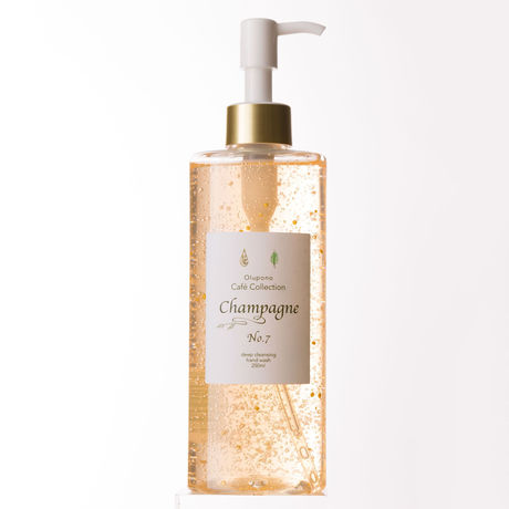 ハンドソープ Olupono Caffe Collection No.7 Champagne