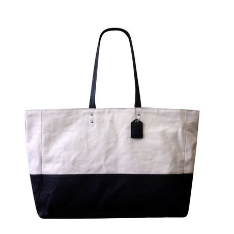 Pcombi OFFICE TOTE   (PCT02)  WHITE