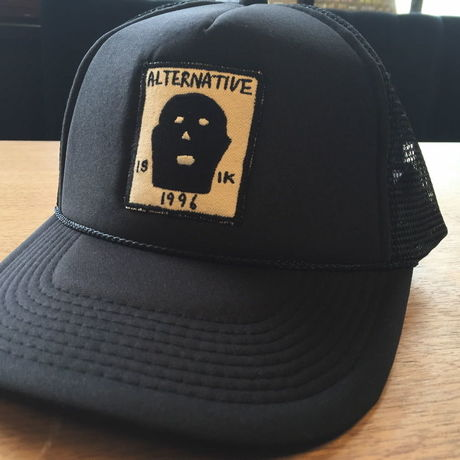 BLACK MASK  Patch   Mesh Cap