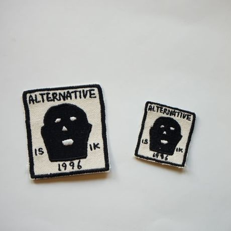 BLACK MASK  Patch set