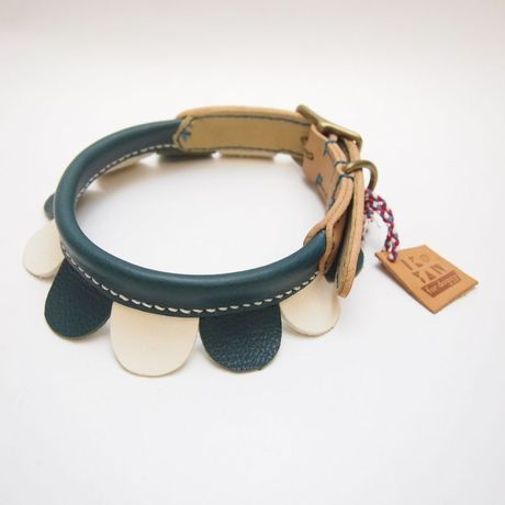 ikoyan for doggy Collar semicircle Size L