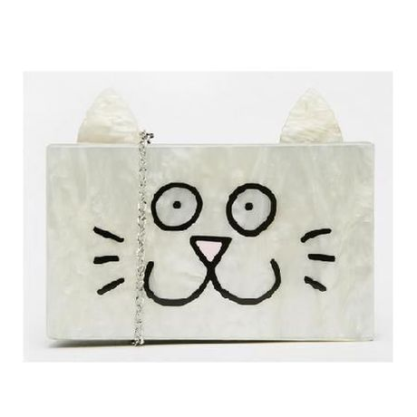 ASOS Cat Clutch Bag
