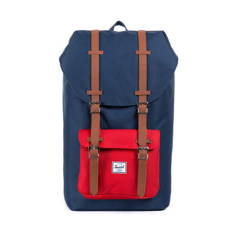 Herschel Supply Little America Backpack NAVY/RED