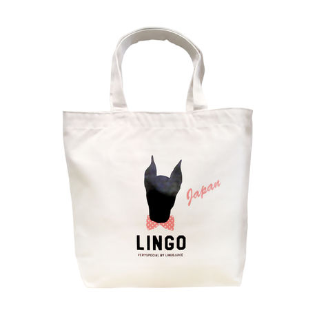 LINGO Canvas Tote Bag