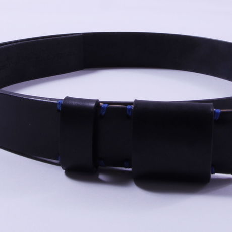 LB007 Buckle-Less Leather Belt