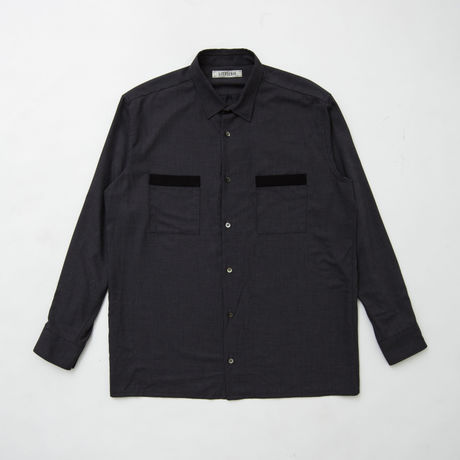 Rayon Over Shirt