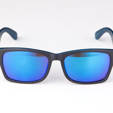"""Livly """"Basic Mirror"""" Dark Blue / Blue Mirror Sunglass"""