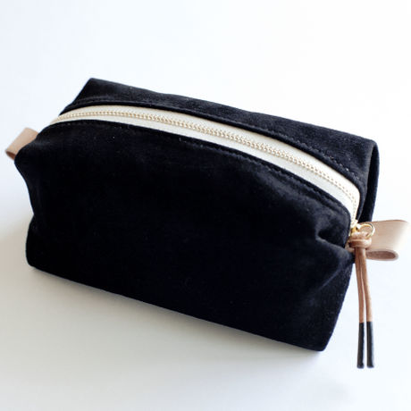 bread pouch black
