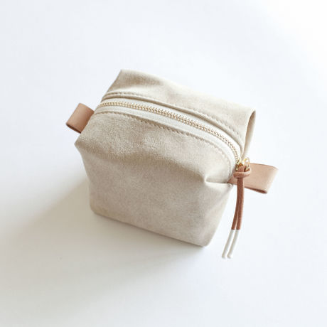 """bread pouch mini """"natural"""""""