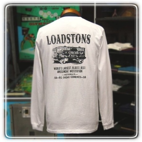 LOADSTONS「OLD CIRCUS」ロングTシャツ