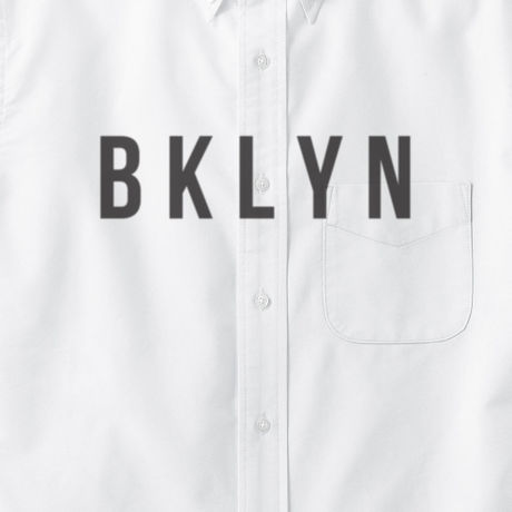 B.K.L.Y.N Oxford shirts / UNOFFICIAL