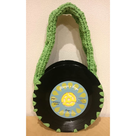 bagu cotton strings green