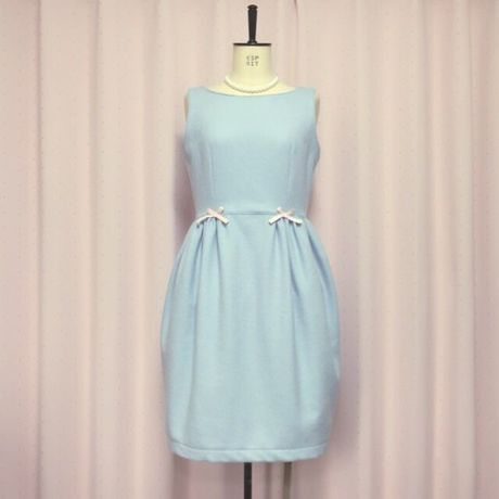 Marie♡dress(baby blue)