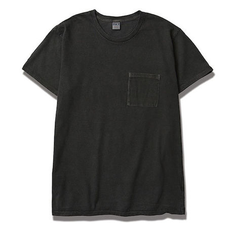 FUCT/SSDD 6617 2PACK CREW NECK POCKET TEE (P.BLACK)