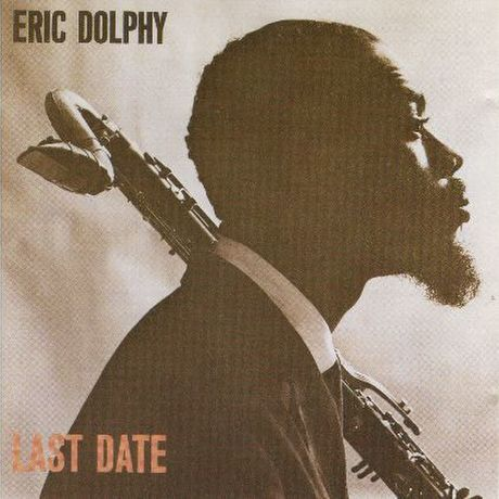 ERIC DOLPHY / LAST DATE 輸入盤/品番EMARCY・510 124-2/盤質B
