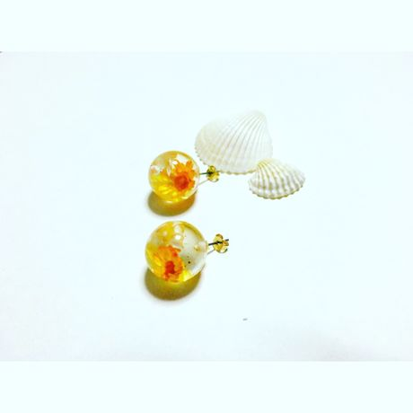 flower  Glass pierce