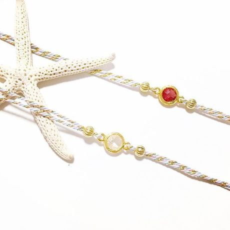 Drop  traditional anklet