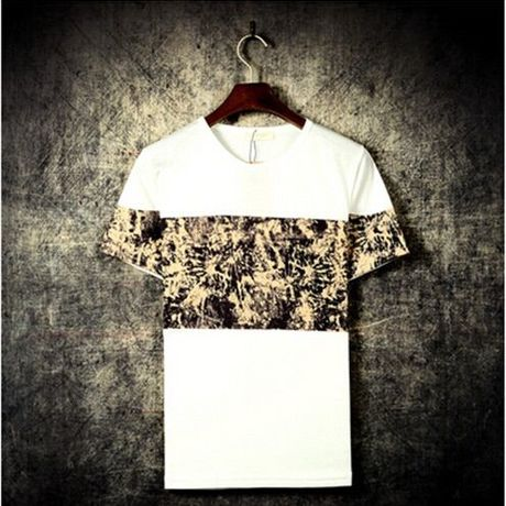 LM i.p.c.t pond T-shirt White