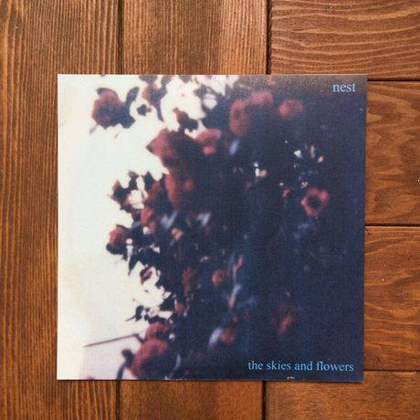 NEST < the skies and flowers > (CD)