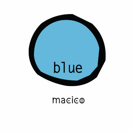 macico 1st single [ blue ]