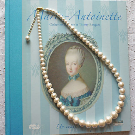 Cottonpearl Necklace