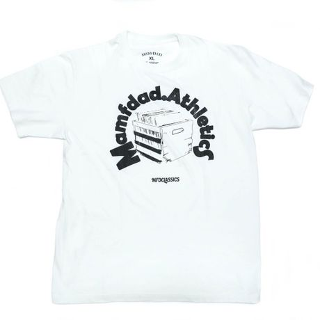 Mamfdad athletics T-shirts