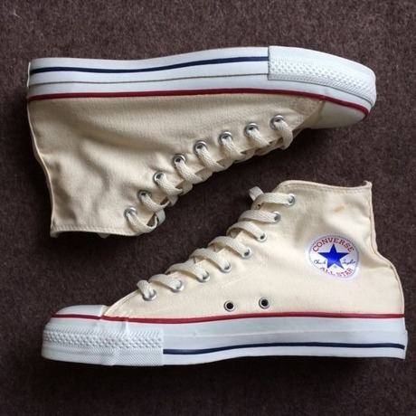 MADE IN USA CONVERSE ALL STAR HI IVO US9