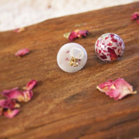 medium bathbomb -rose-
