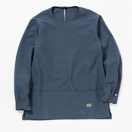 Cotton Birds Eye Pullover SH