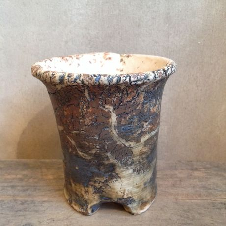 Pot  by  Wood   no.15  SS  φ8cm  タイポット