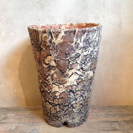 Pot  by  Wood   no.23  L φ12cm  タイポット