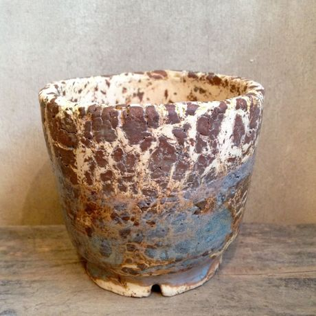 Pot  by  Wood   no.18  S  φ10cm  タイポット