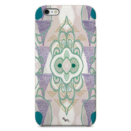 """""""Abstract Owl"""" フクロウ iPhone 6/6s/5/5s/6plus/6s plus Cover [ soft / hard ]"""