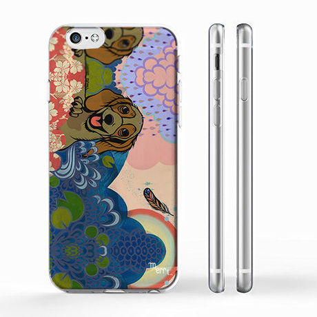 """""""Minamo""""  iPhone 6/6s/5/5s/6plus/6s plus Cover [ soft / hard ]"""
