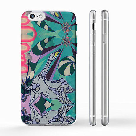 """""""HOPE"""" 白鳥 iPhone 6/6s/5/5s/6plus/6s plus Cover [ soft / hard ]"""