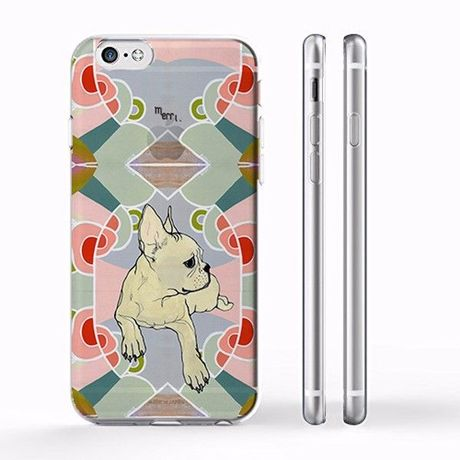レイチェル (French Bull)  iPhone6/6s case [ soft / hard ]