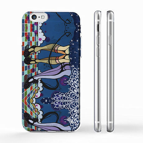 """""""Birthday"""" legs  iPhone 6/6s/5/5s/6plus/6s plus Cover [ soft / hard ]"""