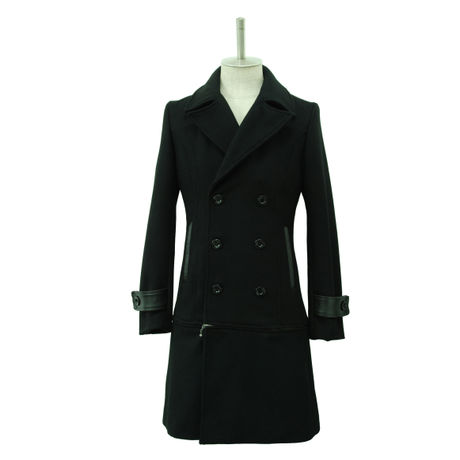 Zip Long P Coat