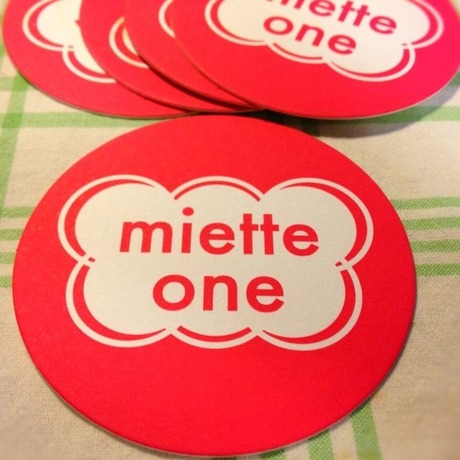 miette-one coaster